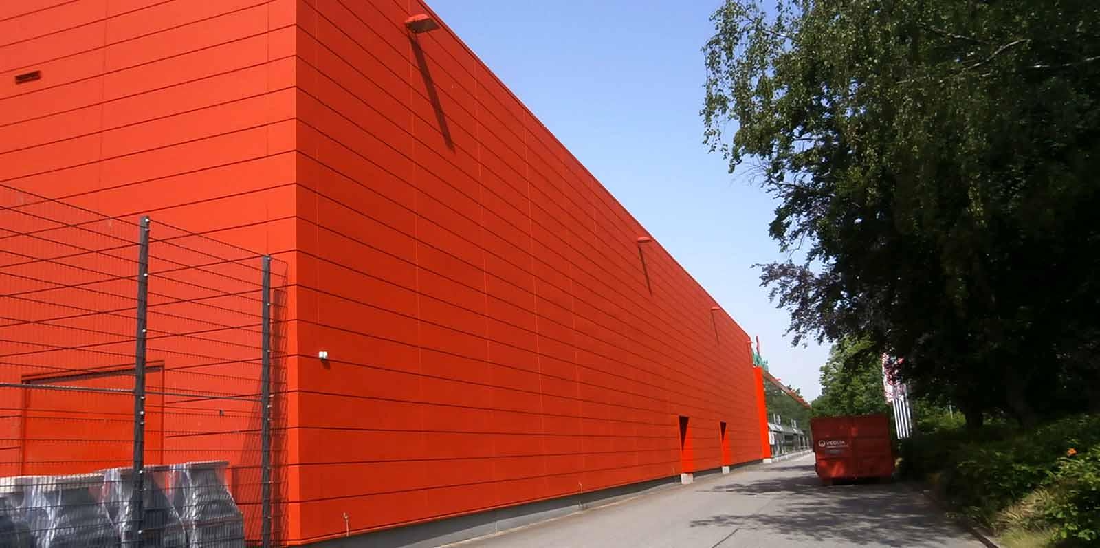 Bauhaus Hamburg Stelling