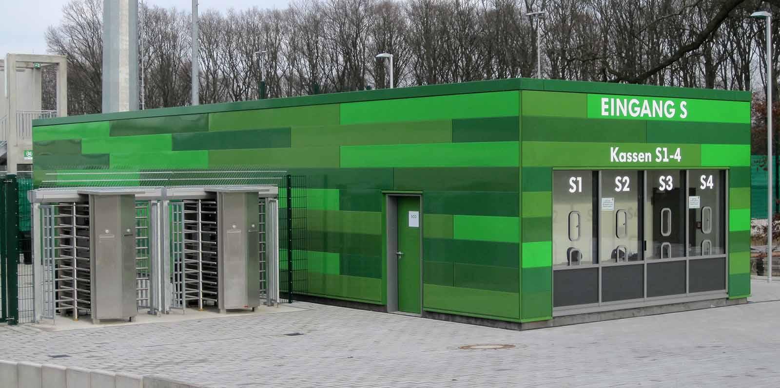 VFL Wolfsburg Stadion U23