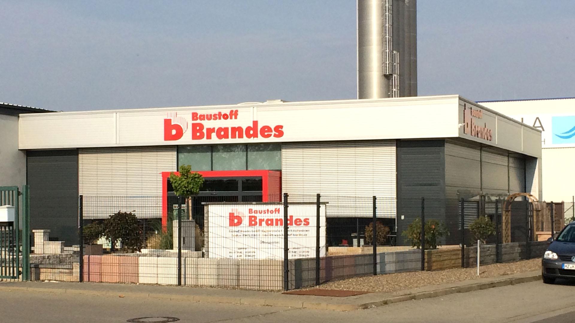 Baustoff-Brandes Aschersleben