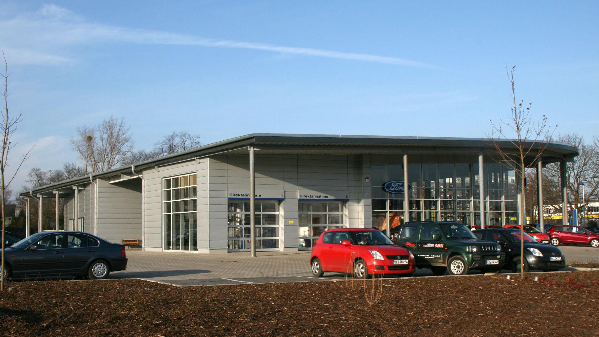 Autohaus Opitz Magdeburg
