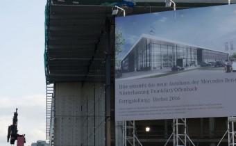 Mercedes Frankfurt Offenbach HD 0